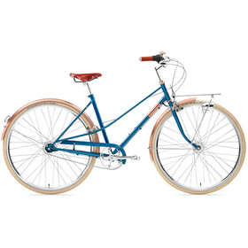 Creme Caferacer Doppio City Bike Women blue